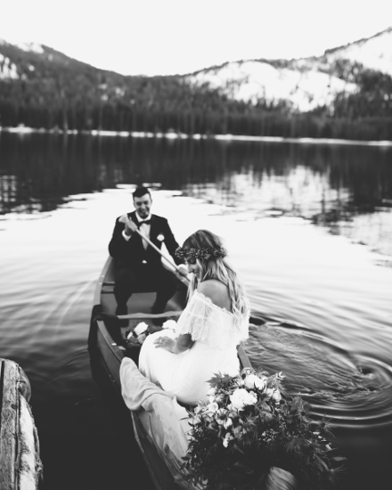 Yuliya+Jordan Donner Lake Elopement