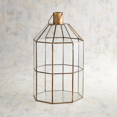 Gold & Glass Lanterns